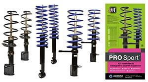 KIT-комплекты передней и задней подвески Асоми