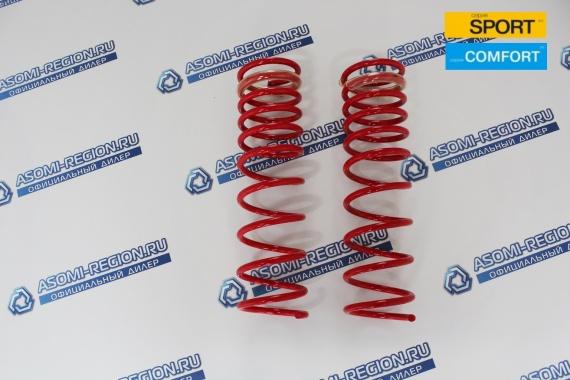 Пружины задней подвески Mr.Amorti Sport Comfort -30мм п/ш для Лада Гранта Спорт