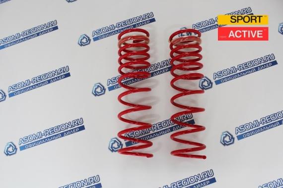 Пружины задней подвески Mr.Amorti Sport Activ -30мм п/ш для ВАЗ 2108-99, 13-15