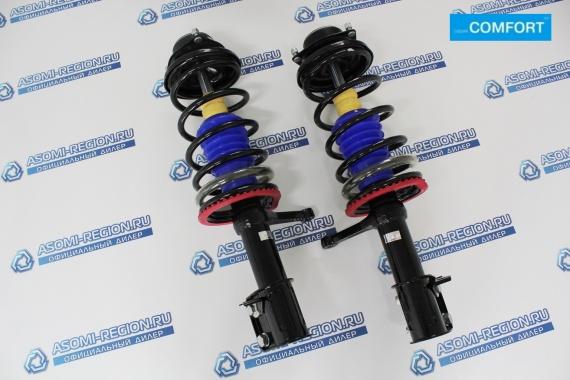 Узлы в сборе передней подвески АСОМИ Kit COMFORT (без занижения) для ВАЗ 2108-99, 2113-15