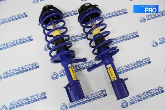 Узлы в сборе передней подвески Asomi Comfort PRO -30мм 3 для ВАЗ 2108-99, 13-15