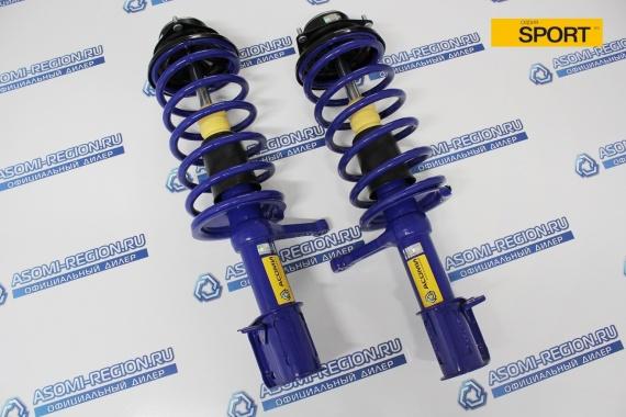 Узлы в сборе передней подвески Asomi SPORT -50мм 3 для ВАЗ 2108-99, 13-15