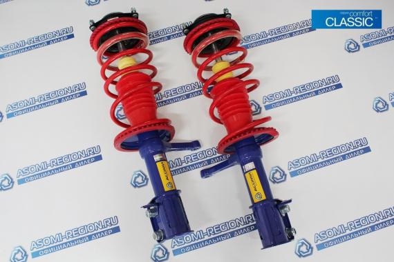 Узлы в сборе передней подвески Asomi Comfort Classic -30мм 1 для ВАЗ 2110-12