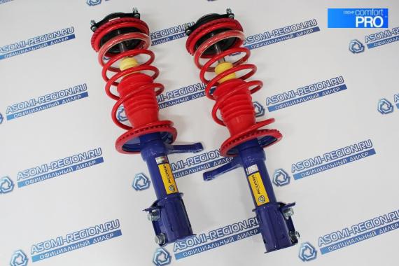 Узлы в сборе передней подвески Asomi Comfort PRO -30мм 1 для ВАЗ 2110-12