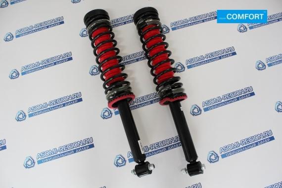 Узлы в сборе задней подвески Asomi Kit Comfort 2 для ВАЗ 2108-99, 13-15
