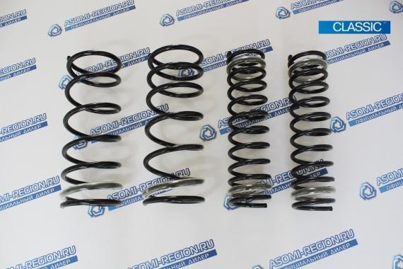 Комплект пружин Mr.Amorti Standart п/ш для ВАЗ 2108-99, 13-15