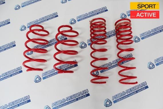 Комплект пружин Mr.Amorti Sport Active -50мм п/ш для Лада Kalina 2 Sport