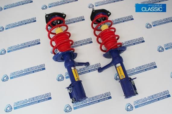 Узлы в сборе передней подвески Asomi Comfort Classic -30мм 3 для ЛАДА Калина 1