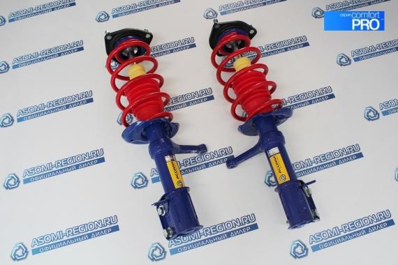 Узлы в сборе передней подвески Asomi Comfort PRO -30мм 3 для ЛАДА Kalina Sport