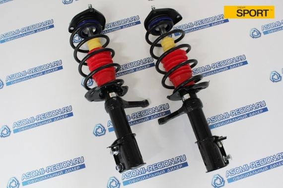 Узлы в сборе передней подвески Asomi Kit Sport -30мм 2 для ЛАДА Калина 2