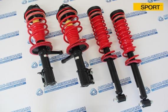 Узлы в сборе Asomi Kit Sport -30мм для ВАЗ 2108-99, 13-15