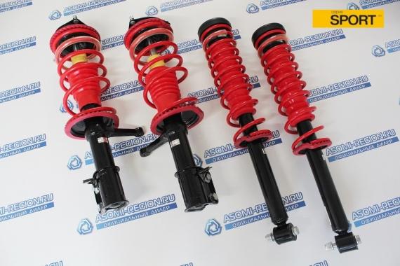 Узлы в сборе Asomi Kit Sport -30мм для ВАЗ 2110-12