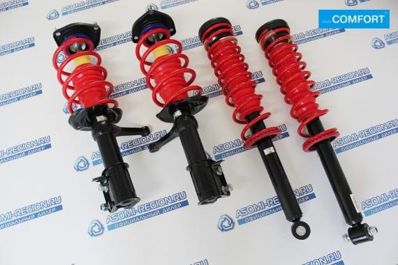Узлы в сборе Asomi Kit Comfort -30мм для Лада Гранта