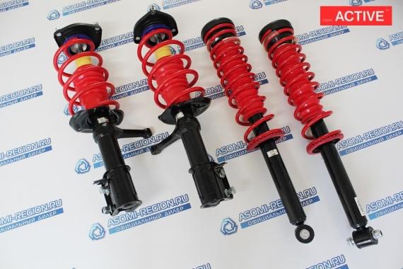 Узлы в сборе Asomi Kit Active -30мм для Лада Гранта
