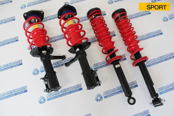 Узлы в сборе Asomi Kit Sport -30мм для Лада Гранта