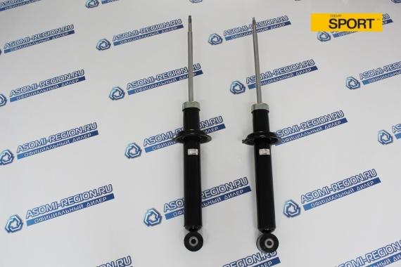 Амортизаторы задней подвески АСОМИ Kit SPORT -30мм (с занижением) для ВАЗ 2108-99, 2113-15