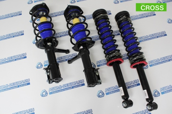 Узлы в сборе Asomi Kit Cross +15мм 2 для Datsun on-DO и mi-DO
