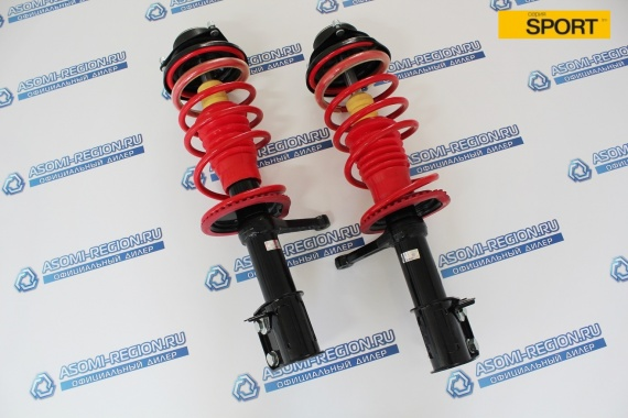 Узлы в сборе передней подвески Asomi Kit Sport -30мм для ВАЗ 2108-99, 13-15