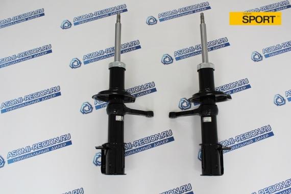 Стойки передней подвески АСОМИ Kit SPORT -70мм (с занижением) для ВАЗ 2108-99, 2113-15