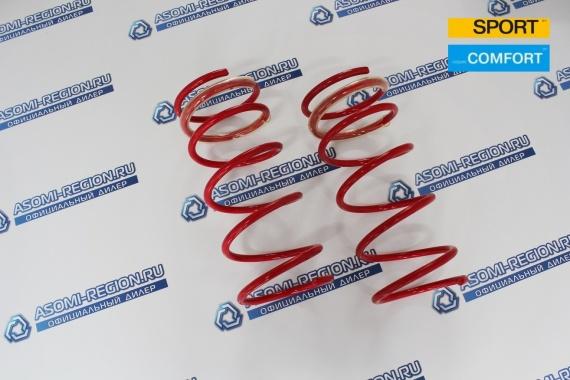 Пружины передней подвески Mr.Amorti Sport Comfort -30мм п/ш для ВАЗ 2108-99, 13-15