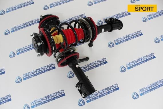 Узлы в сборе передней подвески Asomi Kit Sport К для ВАЗ 2110-12
