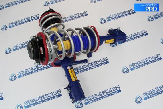 Узлы в сборе передней подвески Asomi Comfort PRO 2 для ВАЗ 2110-12