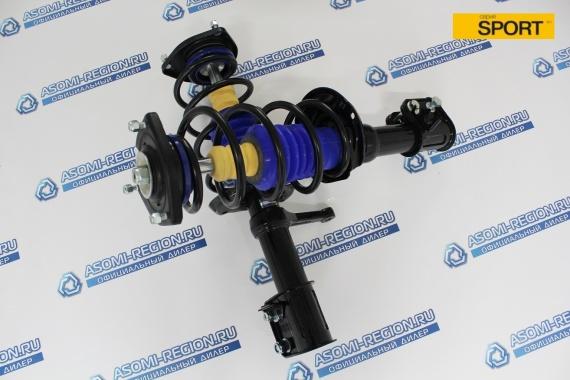 Узлы в сборе передней подвески Asomi Kit Sport -30мм 1 для ЛАДА Гранта