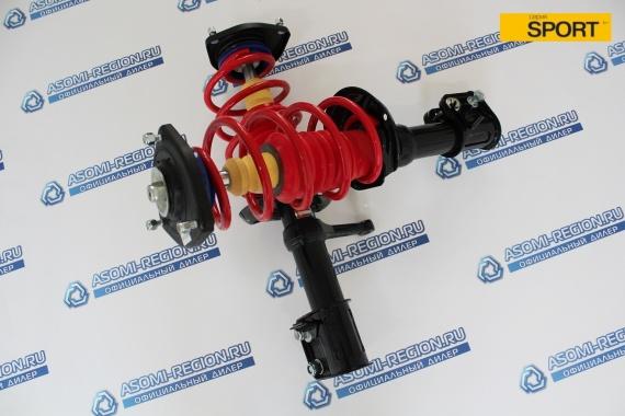 Узлы в сборе передней подвески Asomi Kit Sport -50мм 3 для ЛАДА Гранта