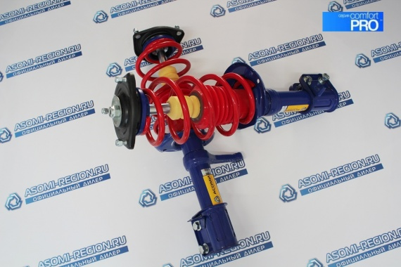 Узлы в сборе передней подвески Asomi Comfort PRO -30мм 3 для ЛАДА Гранта