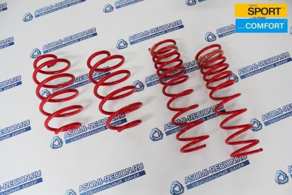 Комплект пружин Mr.Amorti Sport Comfort -30мм п/ш для Лада Калина 2
