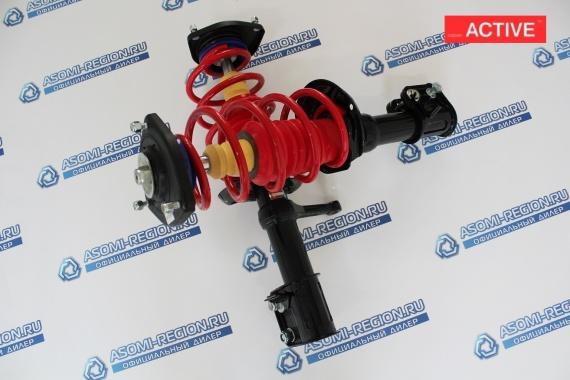 Узлы в сборе передней подвески Asomi Kit Active -30мм для ЛАДА Kalina Sport