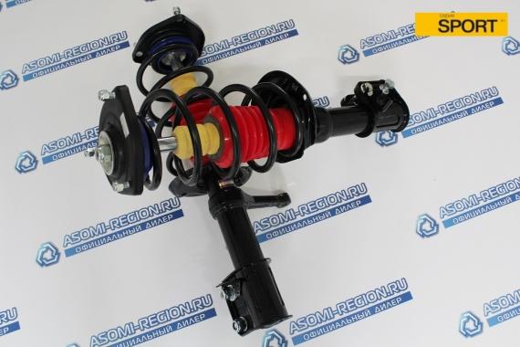 Узлы в сборе передней подвески Asomi Kit Sport -30мм 2 для ЛАДА Kalina Sport