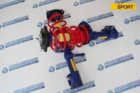 Узлы в сборе передней подвески Asomi SPORT -30мм 3 для ЛАДА Kalina Sport