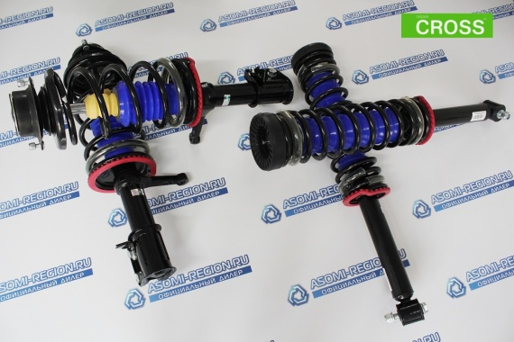 Узлы в сборе Asomi Kit Cross +15мм 1 для ВАЗ 2108-99, 13-15