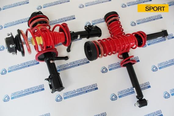 Узлы в сборе Asomi Kit Sport -50мм для ВАЗ 2108-99, 13-15