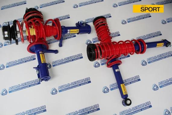 Узлы в сборе Asomi Sport -30мм 1 для ВАЗ 2108-99, 13-15