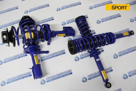 Узлы в сборе Asomi Sport -30мм 3 для ВАЗ 2108-99, 13-15