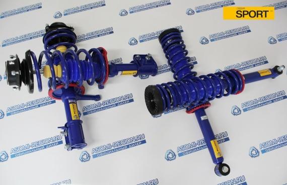 Узлы в сборе Asomi Sport -50мм 2 для ВАЗ 2108-99, 13-15