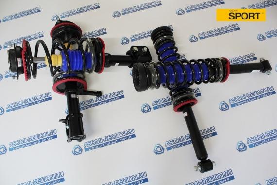 Узлы в сборе Asomi Kit Sport 1 для ВАЗ 2110-12
