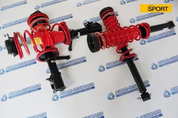 Узлы в сборе Asomi Kit Sport -70мм для ВАЗ 2110-12