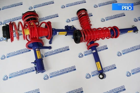 Узлы в сборе Asomi Comfort PRO -30мм 1 для ВАЗ 2110-12
