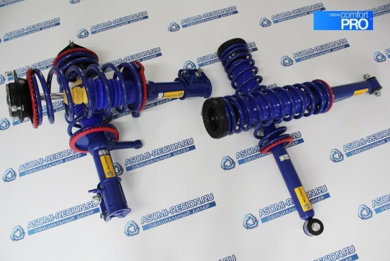Узлы в сборе Asomi Comfort PRO -30мм 2 для ВАЗ 2110-12