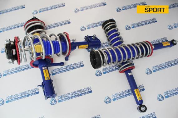 Узлы в сборе Asomi Sport 3 для ВАЗ 2110-12