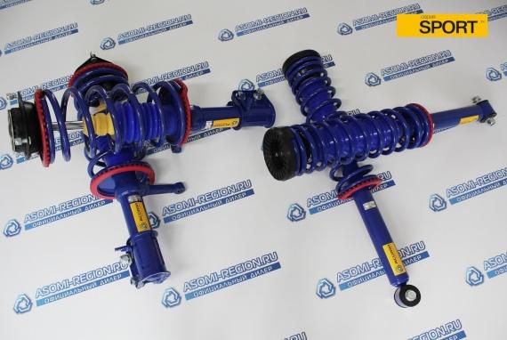 Узлы в сборе Asomi Sport -30мм 2 для ВАЗ 2110-12
