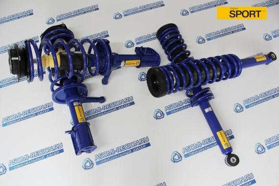 Узлы в сборе Asomi Sport -30мм 3 для ВАЗ 2110-12