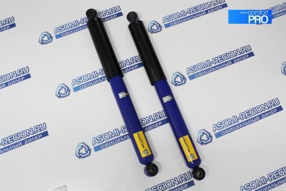 Амортизаторы передней и задней подвески Asomi Comfort Pro для Газель