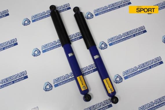 Амортизаторы задней подвески Asomi Sport -50мм для ВАЗ 2101-2107
