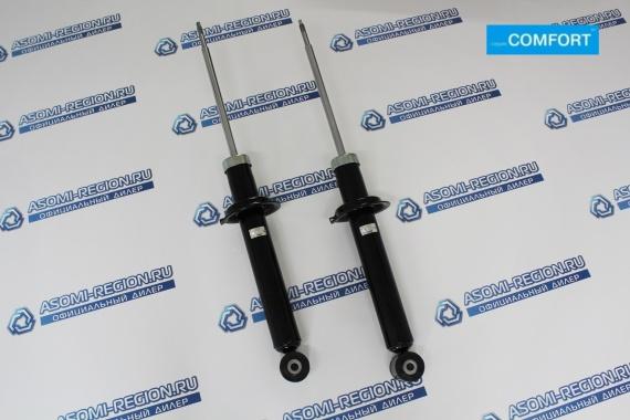 Амортизаторы задней подвески АСОМИ Kit COMFORT (без занижения) для ВАЗ 2108-99, 2113-15