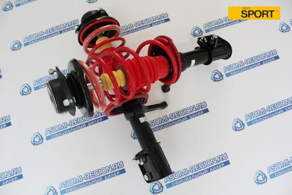 Узлы в сборе передней подвески Asomi Kit Sport -70мм для ВАЗ 2108-99, 13-15
