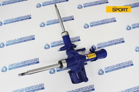 Стойка передней подвески Asomi SPORT -50мм для ВАЗ 2108-99, 13-15